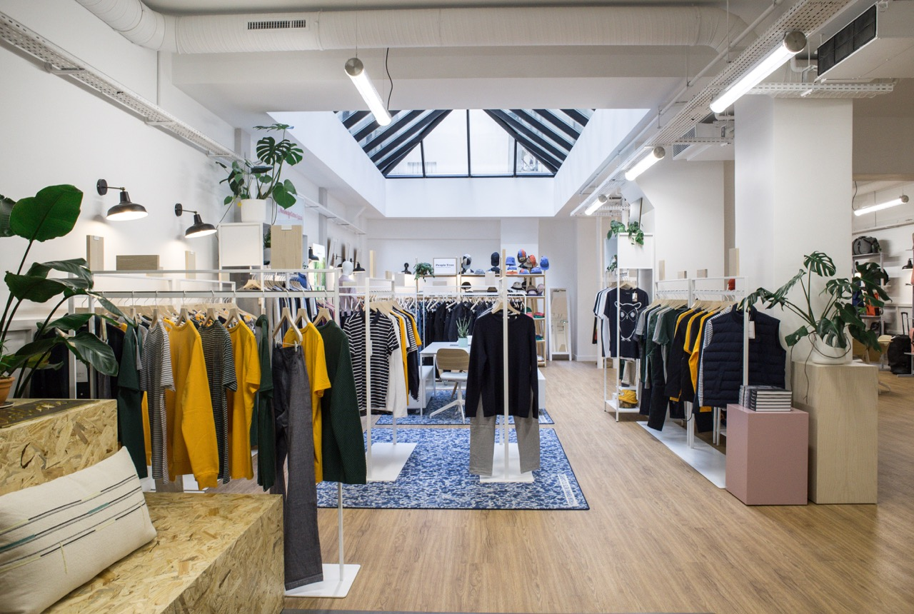Showroom Beton Cire Paris nouveau showroom the clothette — the clothette