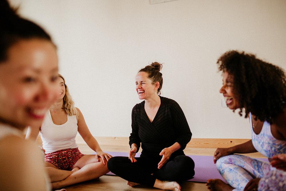 yoga, fiona macleod, yoga retreat, nourish, nourish in nature, yoga for women, womens yoga, womens health, integrated health