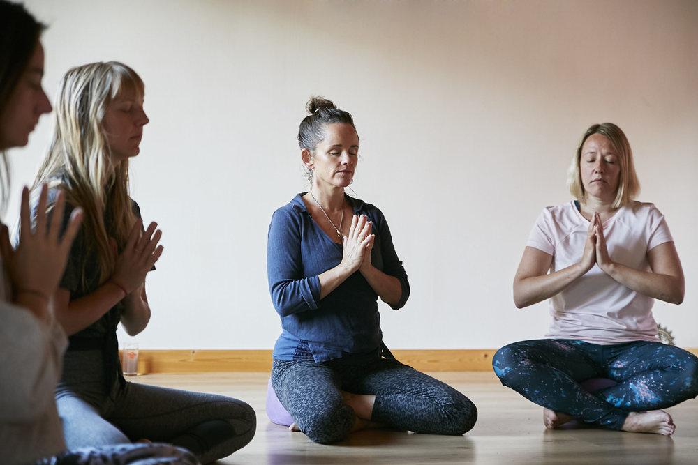 Nourish in Nature Yoga