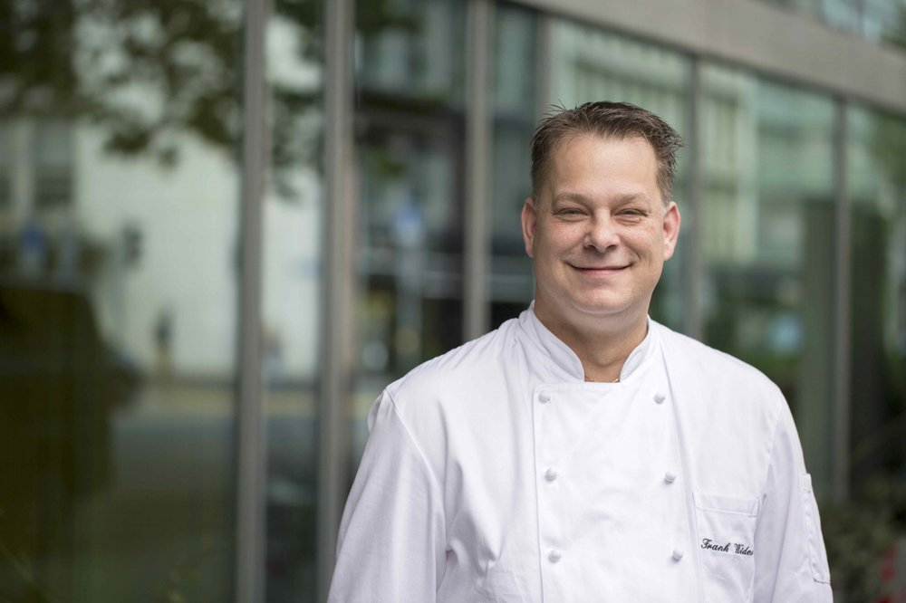 Frank Widmer, Executive Chef au Park Hyatt, Zurich