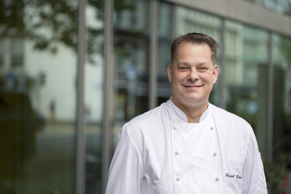 Frank Widmer, Executive Chef im Park Hyatt, Zürich