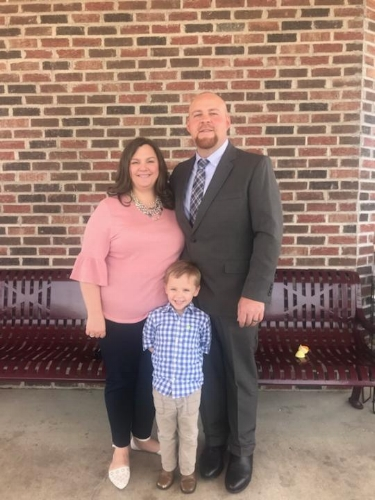 Natalie is a student in the SEBTS' Biblical Women's Institute. She is the Women's Ministry Director for the Carolina Baptist Association in Hendersonville, NC and serves as Women's Ministry Leader at Ebenezer Baptist Church. She and her husband Kevin, have one son, Liam.