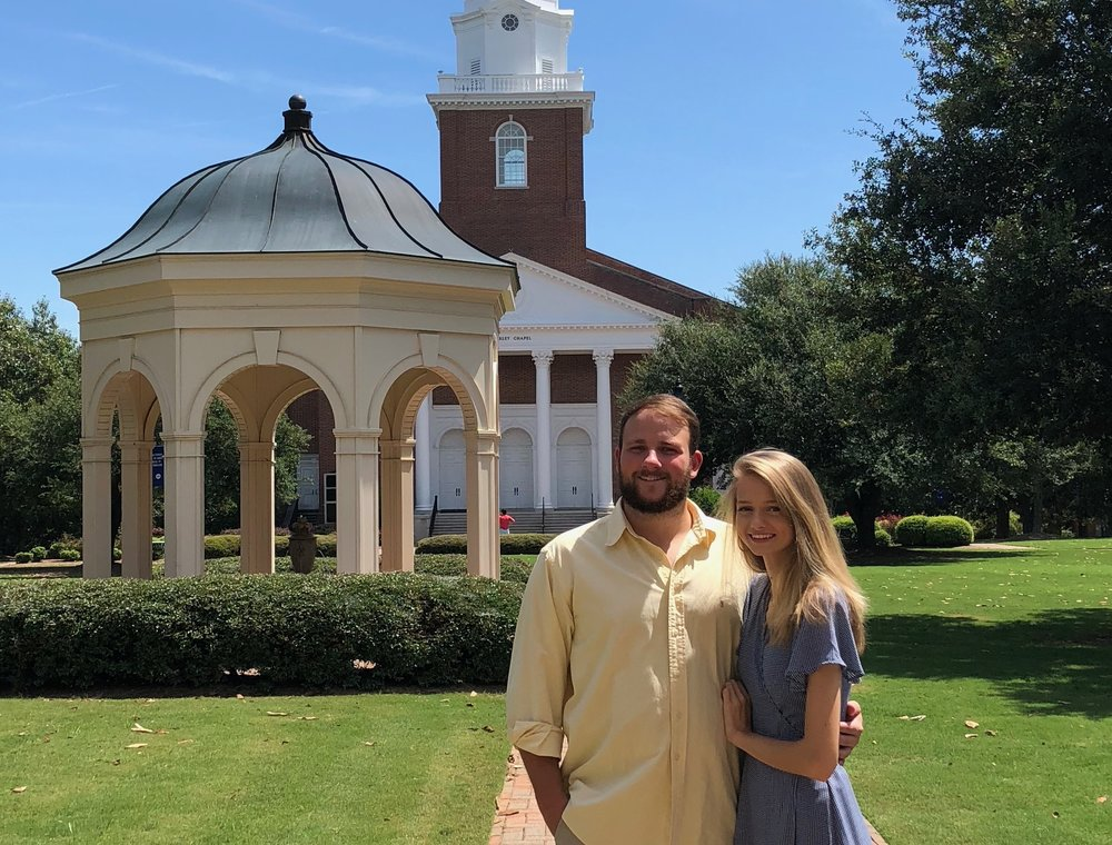 Emerson Shows is a student in the English program at the College at Southeastern. She enjoys reading, writing, and spending time with friends. After graduating, she will pursue a career in the field of writing and communications while serving the church with her soon-to-be husband Drew, who is studying youth ministry.