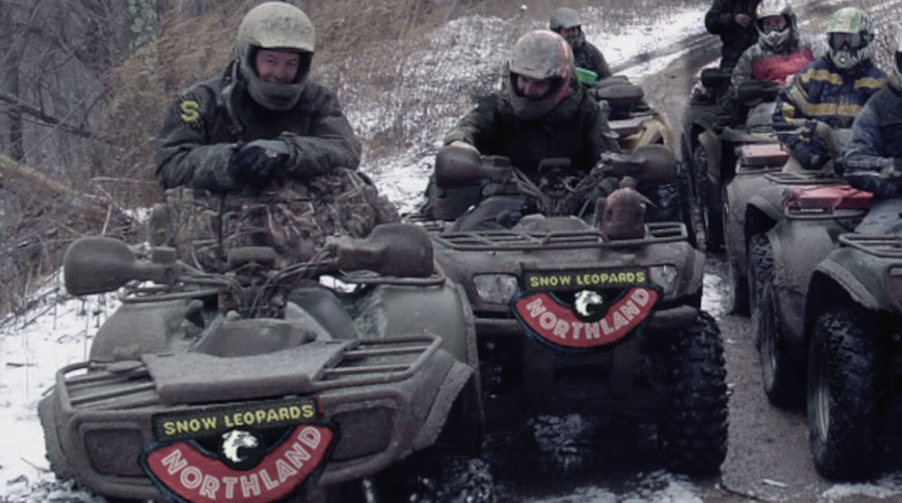 The Snow Leopards is a Northlandic paramilitary ATV unit.