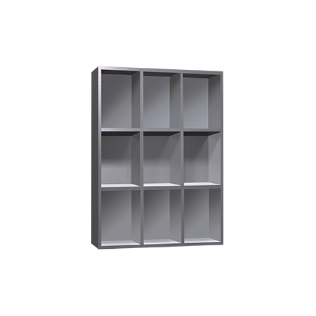 Cubby Locker - Plastic