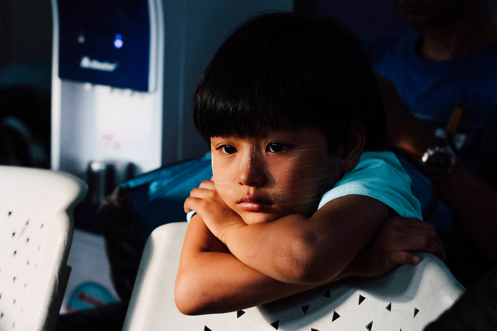 One plaintiff's daughter has become increasingly depressed without her father, believing she will have to find a new daddy even though she does not want one. -