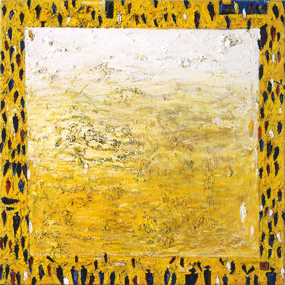 Gelbe Rahmenhandlung