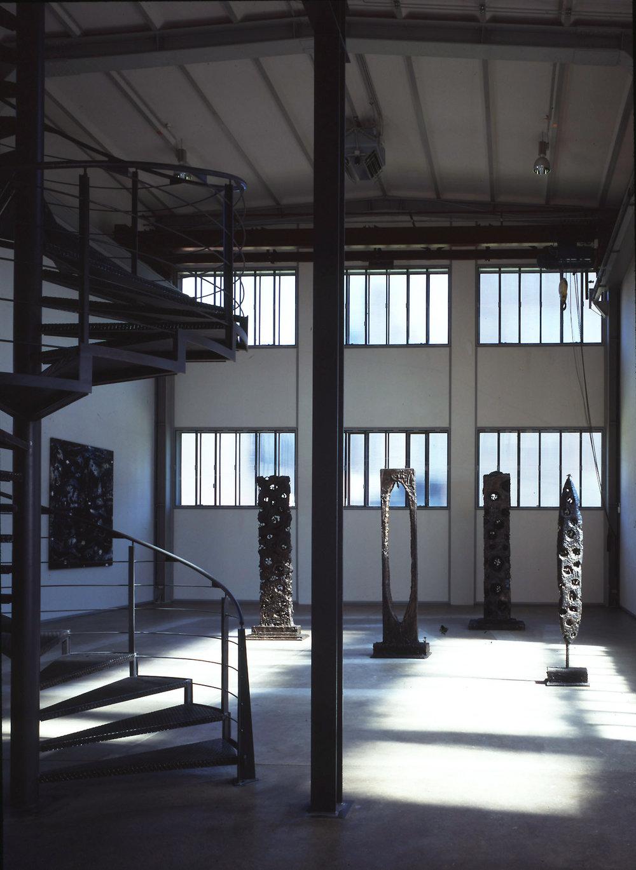 """""""(Die) Welt Raum Bild Wand"""", Zeche Zollverein, Essen"""