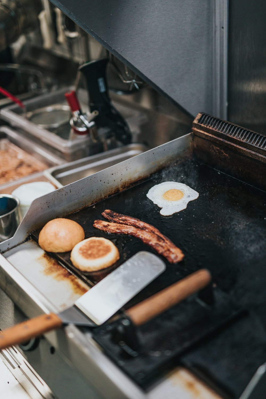 Men's Breakfast -