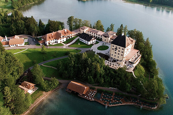 Schloss Fuschl Hotels - 2015 - 2017Online Marketing Manager