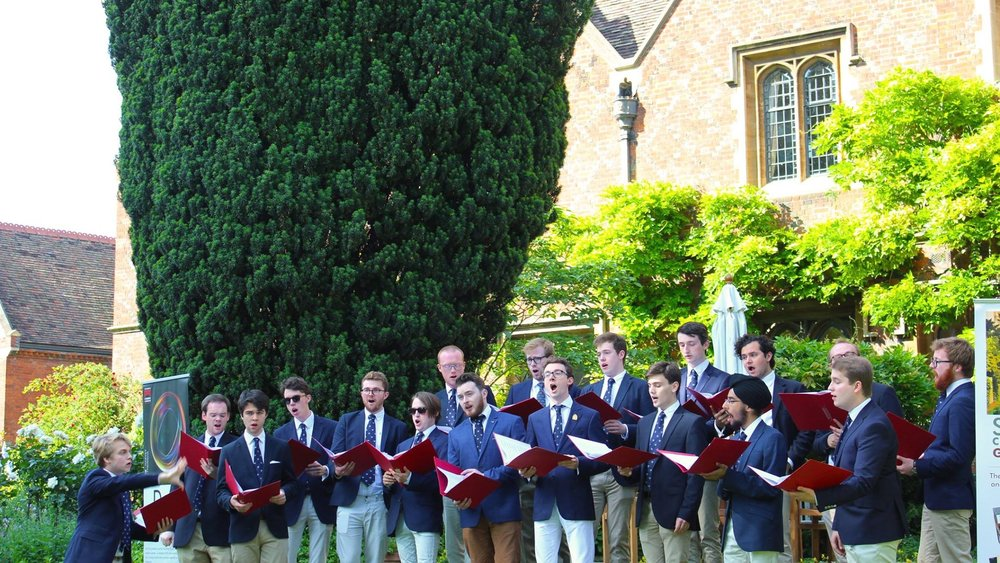 Choir Association Summer Garden Party 2017