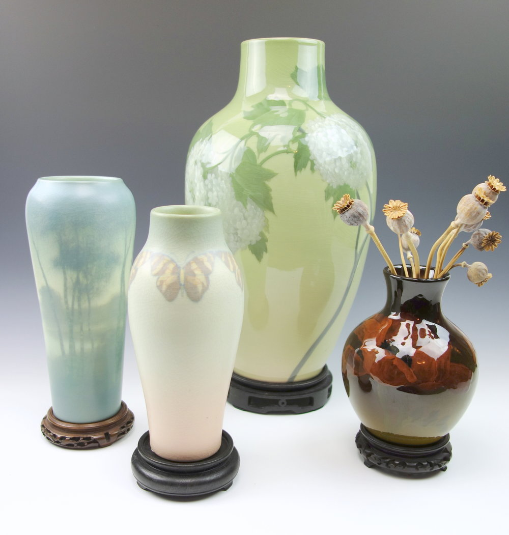 Rick Petteford - Los Angeles, CASpecializes in Rookwood Pottery and early 1900s ceramics
