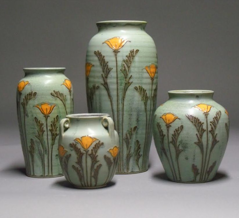 LaPointe Pottery - Contemporary handmade ceramics in the Arts and Crafts style