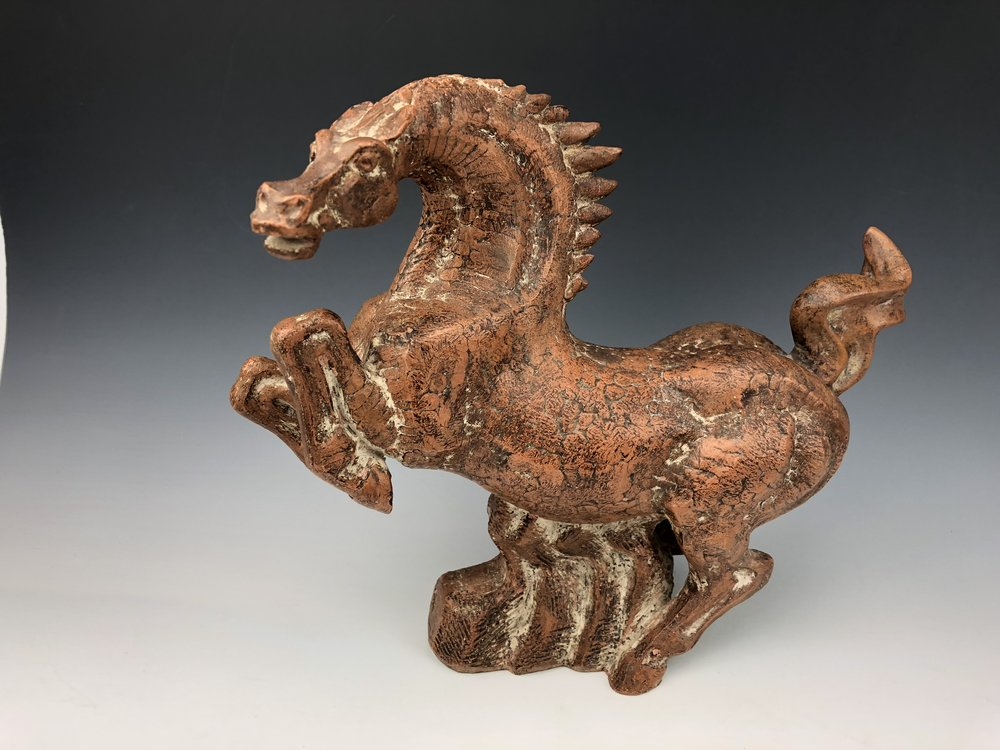 Bob Schmid - Bob Schmid specializes in early 20th century and Mid-Century Modern art pottery and tile.