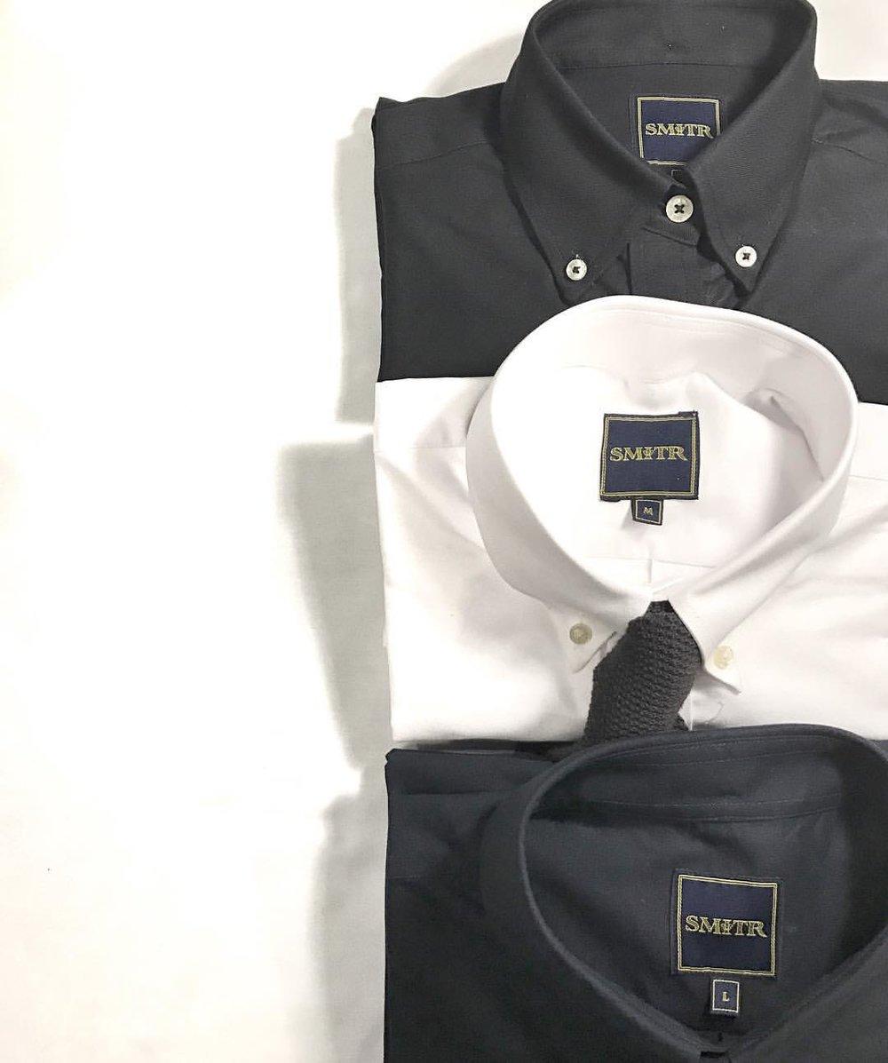 Oxford Shirt Smitr