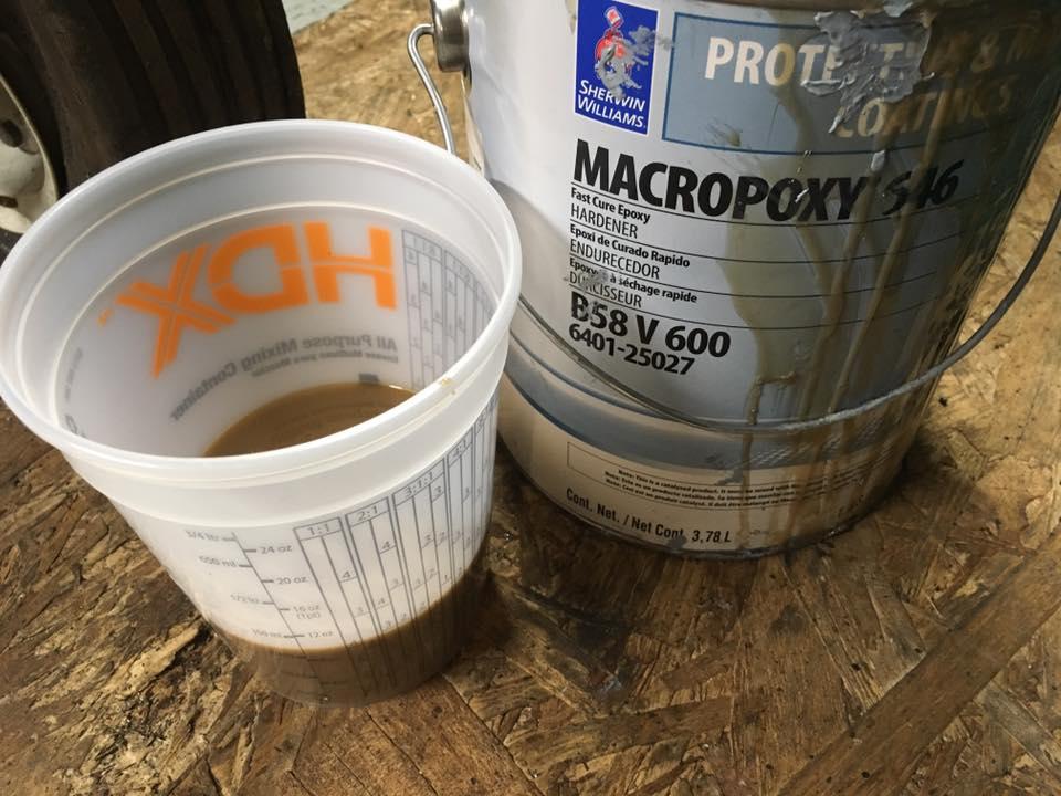 Macropoxy 646