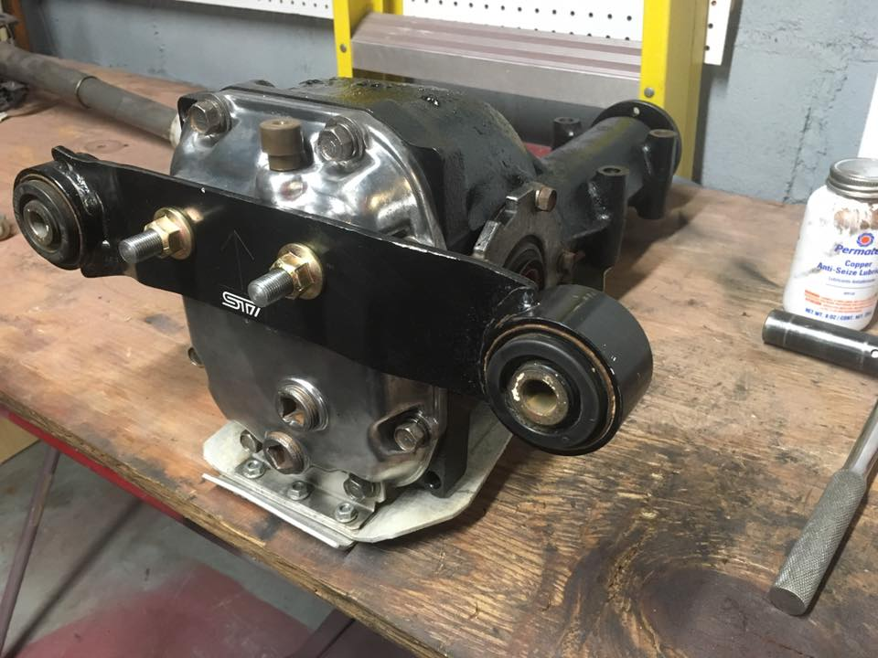 R180 with Aluminum Skid Plate