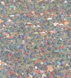 Can you help me find my tent?