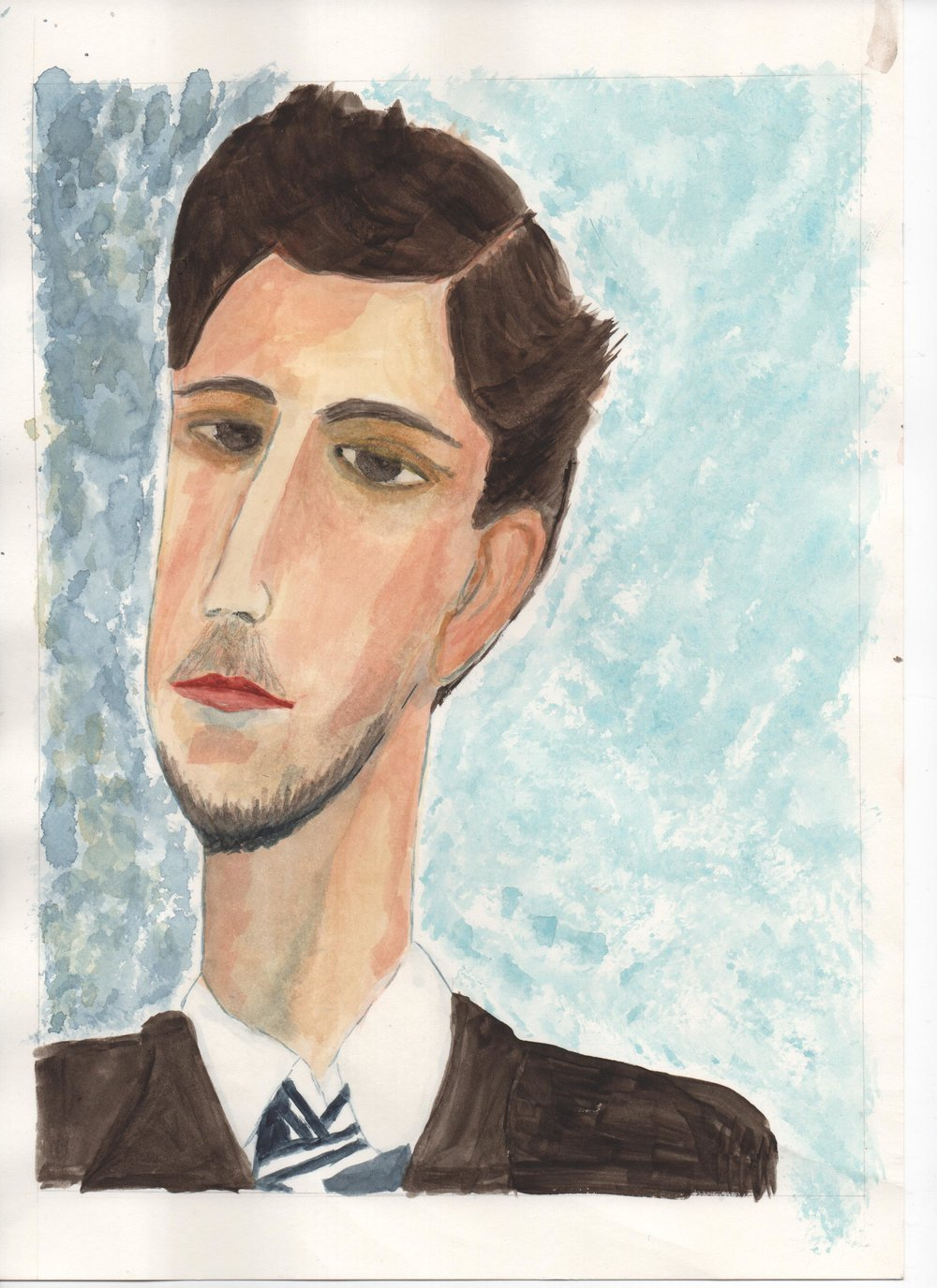 Modigliani by Josephine