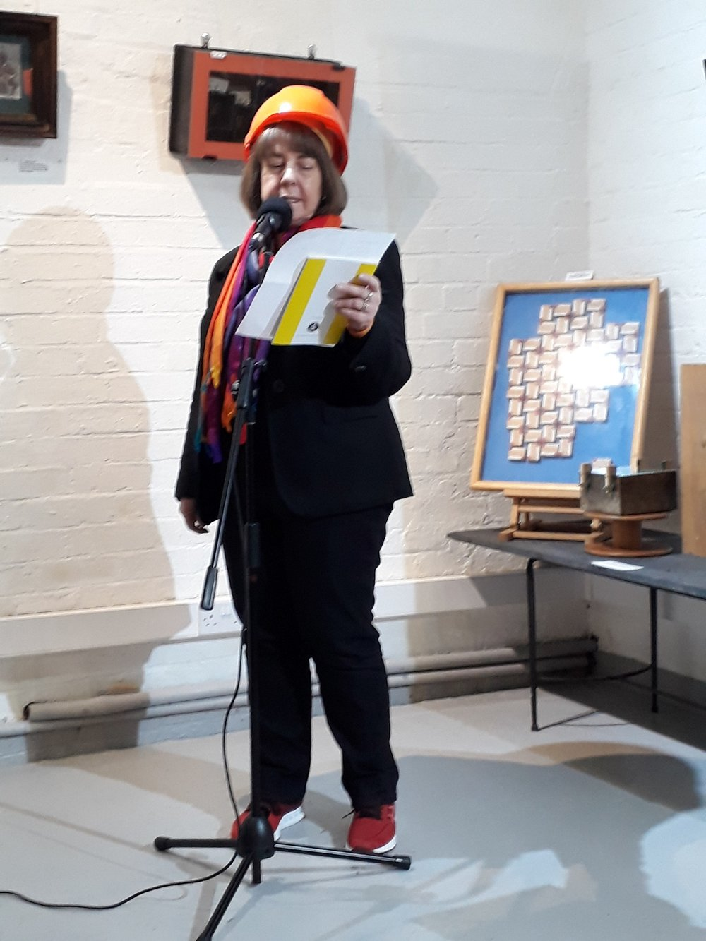 Gloucester Poetry Festival, Stoke-on-Trent, October 2018