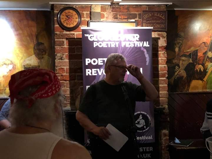 Gloucester Poetry Festival, Oooh Behive, Swindon, October 2018