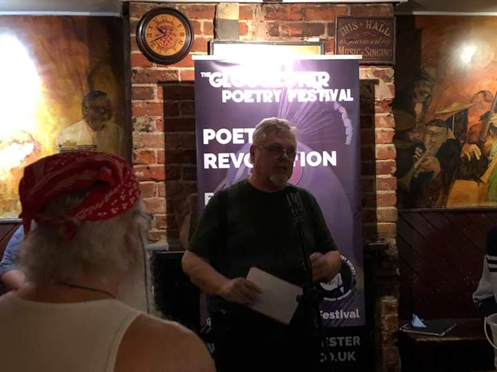 Gloucester Poetry Festival, Oooh Behive, Swindon, October 2018