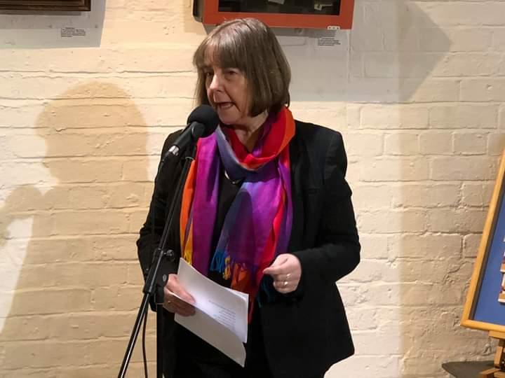 Gloucester Poetry Festival, Stoke-on-Trent, October 2018
