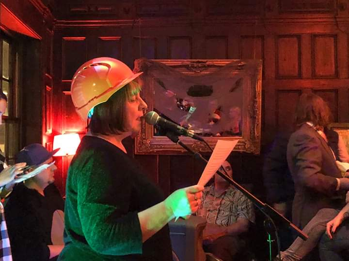 Gloucester Poetry Festival. Gorilla Slam, October 2018