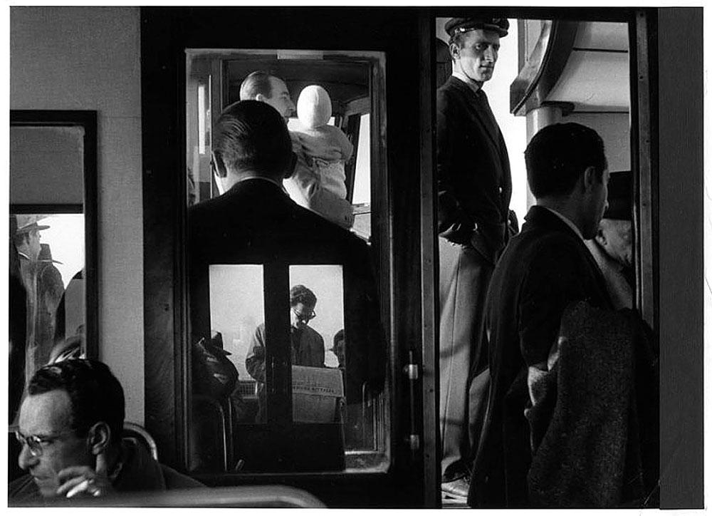 Gianni Berengo-Gardin, 1960.