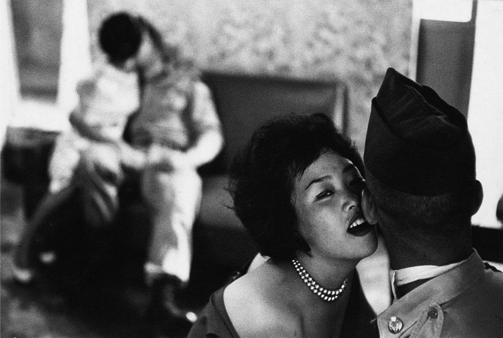 Rene Burri, 1961