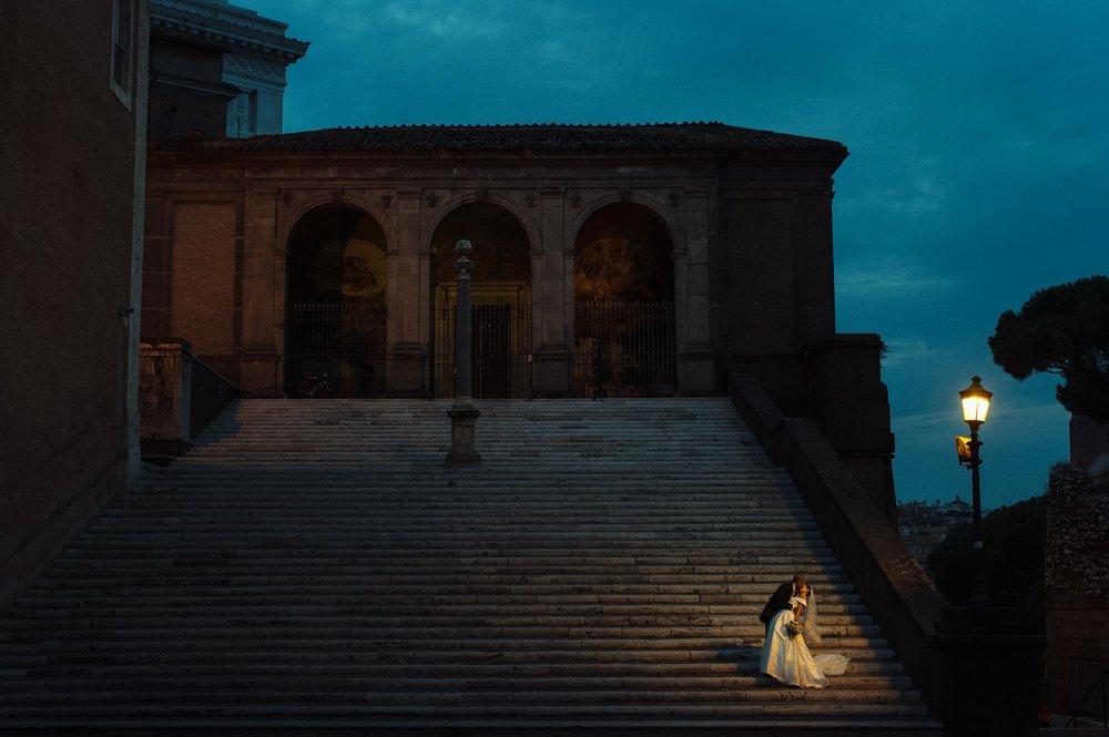 wedding-in-rome-ara-coeli-steps-at-night.jpg