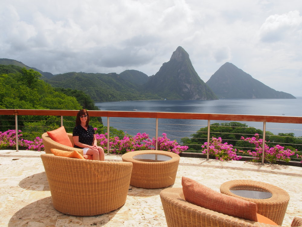 Pitons in Saint Lucia