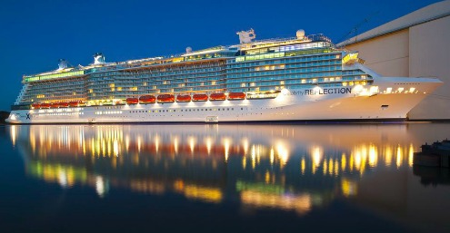 Celebrity Reflection Travel Agent