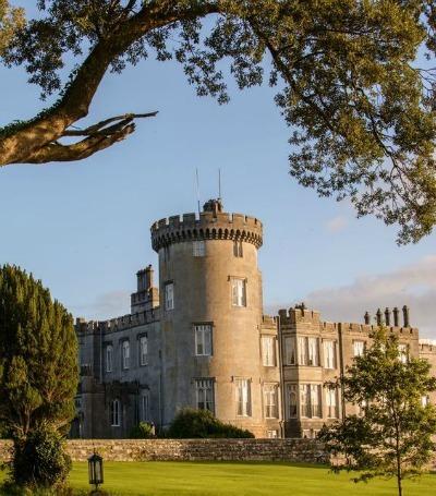 Dromoland a true to life fairyland Castle