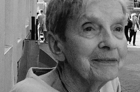 Margaret Avison, image from  Poetry Foundation