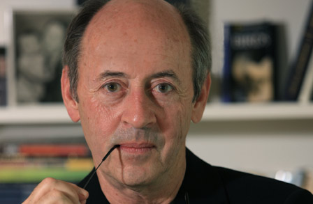 Billy Collins, image from  Poetry Foundation  (by Steven Kovich)