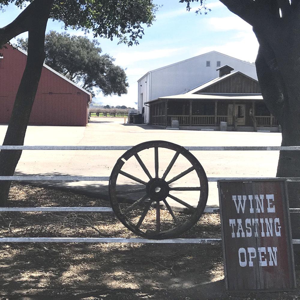 Tres Hermanas Vineyard & Winery -
