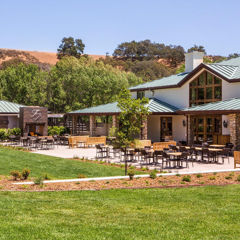 Fess Parker Winery & Vineyard -