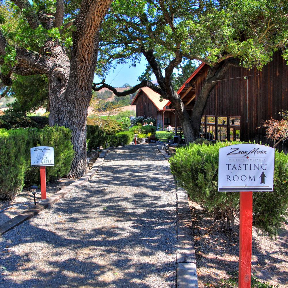 Zaca Mesa Winery -