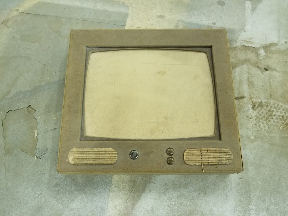 Miniature TV Mold