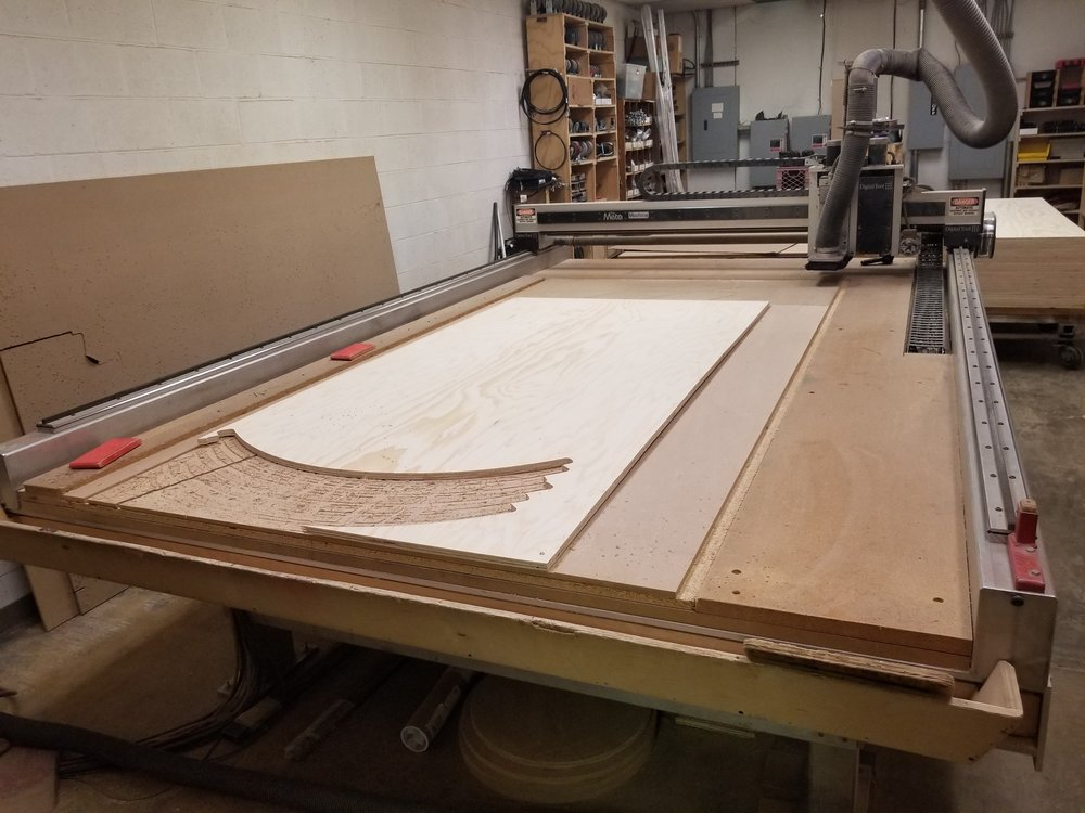 CNC Router | TSA Inc. HQ