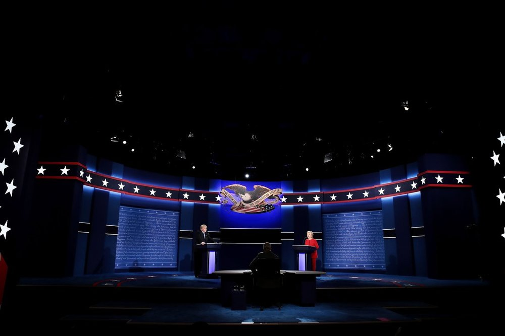 2016 Commission on Presidential Debates