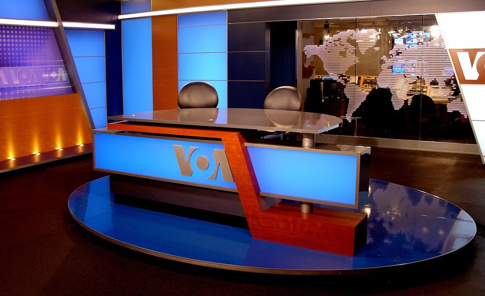 Voice of America Studio 51