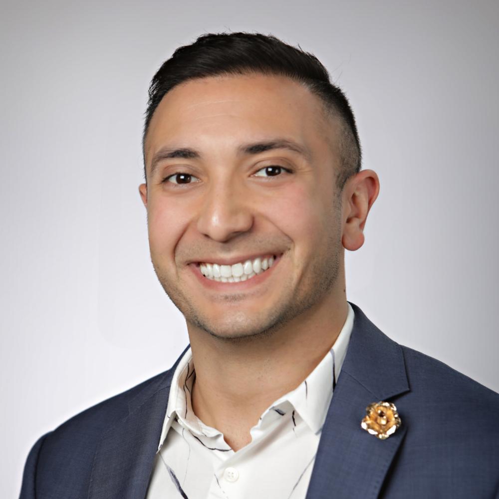 Ryan Ranchhod — Development Director