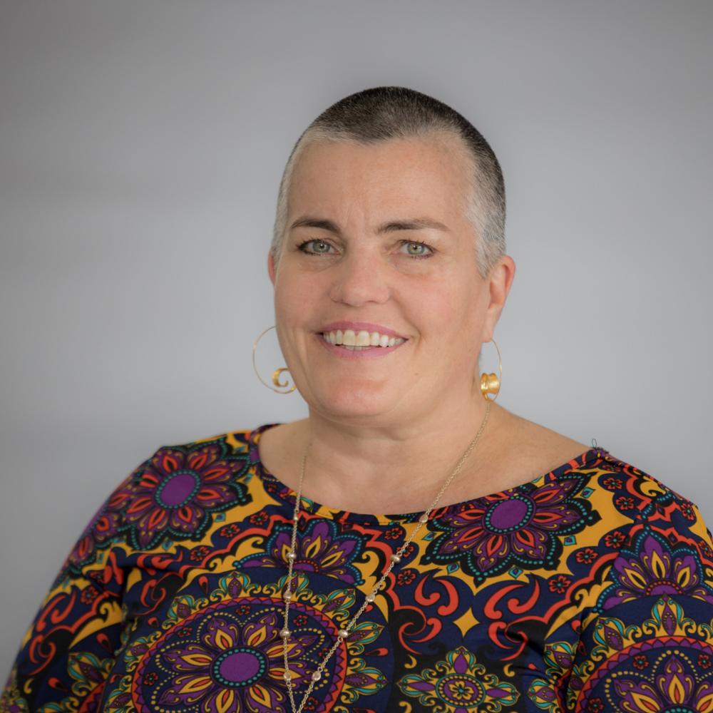 Enid Baldock — Marketing Director