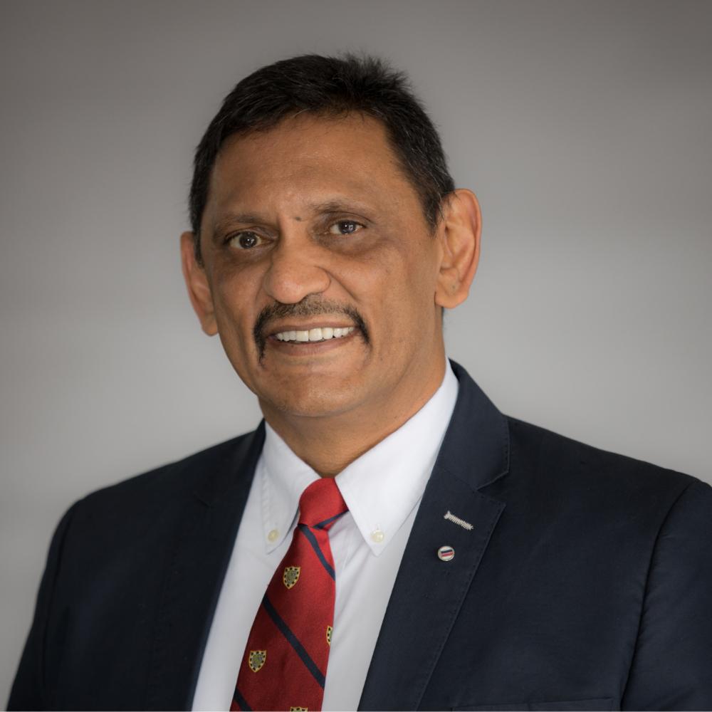 Rajen Ranchhod — VP of Operations & Maintenance