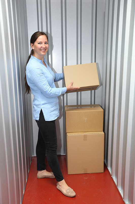 self-storage units at umbrella storage
