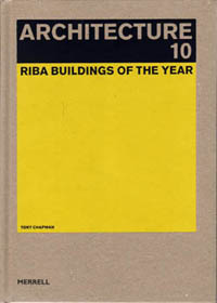 Architecture 10 'RIBA Buildings of the Year'