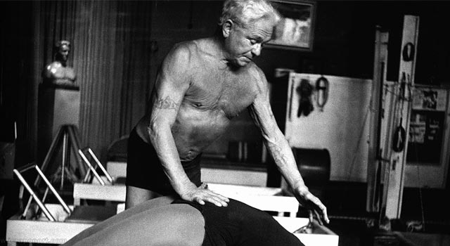 Let's get back to the roots... - Did you know that pilates was invented by a man - Joseph Pilates?! Learn more about the man behind this amazing method.