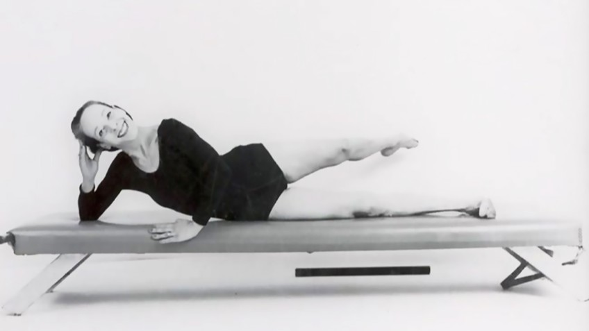 Photo of Carola Trier from  pilatesanytime.com